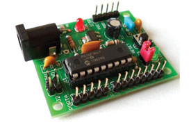 EMBEDDED AND MICROCONTROLLER